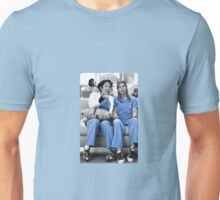 Mer and Cristina - Derm Unisex T-Shirt