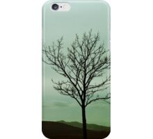 Just a little tree iPhone Case/Skin