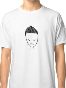 Spikes drawing of Angel - (TSHIRT) Classic T-Shirt