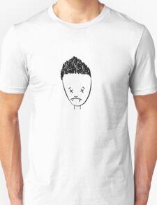 Spikes drawing of Angel - (TSHIRT) Unisex T-Shirt