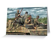 Krauts..... Greeting Card