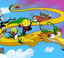 XIAOLIN SHOWDOWN ADVENTURES by XiaolinDragons