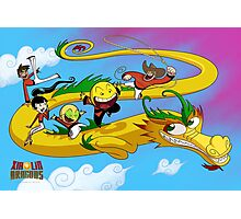 XIAOLIN SHOWDOWN ADVENTURES Photographic Print