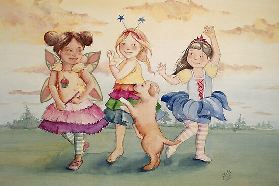 Dance-off by Sarah  Mac