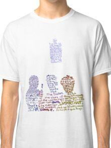 Nine, Ten, Eleven Classic T-Shirt