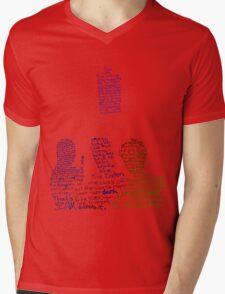 Nine, Ten, Eleven Mens V-Neck T-Shirt