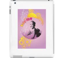 New Born 3# iPad Case/Skin