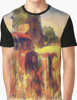 Down on the  Family Farm Graphic T-Shirt