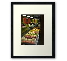 Assorted Hues Framed Print
