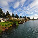 Port Fairy. Victoria, Australia.  by Ralph de Zilva