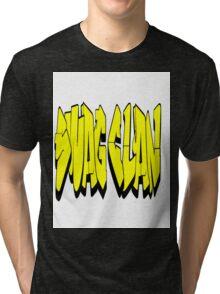 Swag Clan T_Shirt Tri-blend T-Shirt