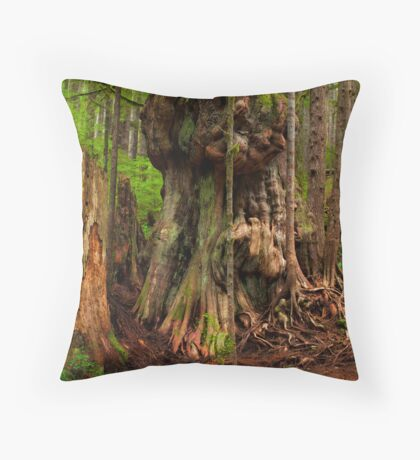 The Gnarly Giant Throw Pillow