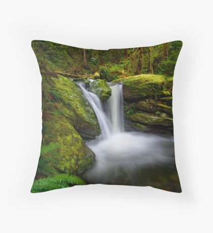 My Secret Paradise - A Perfect Moment Throw Pillow