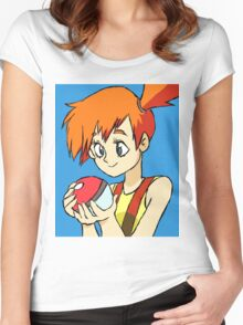 Misty Women's Fitted Scoop T-Shirt