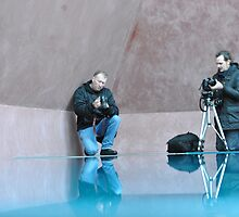 reflections of photographers 2 by peterhau