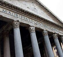 Pantheon, Rome by Michelle Lia