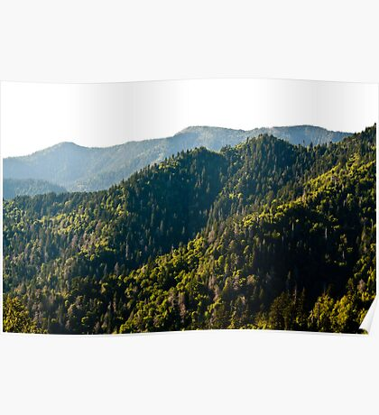 Smoky Mountains Poster
