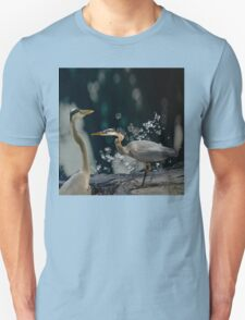 Couple Birds  T-Shirt
