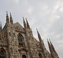 Duomo di Milano  by Michelle Lia