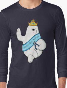 Honorable Ice Bear Long Sleeve T-Shirt
