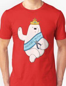 Honorable Ice Bear Unisex T-Shirt