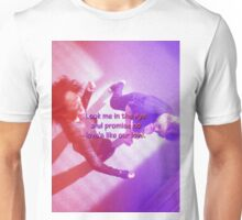 Mer and Cristina - Dancing it out Unisex T-Shirt