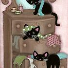 Mama's Drawers by Shelly  Mundel