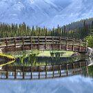 Cascade Bridge by Justin Atkins