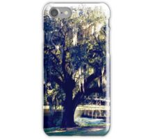 Trees On The Plantation iPhone Case/Skin