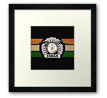 Royal Enfield - Tamil Nadu Framed Print