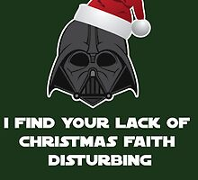 Darth Holidays by beckahbug