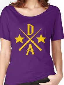 Dumbledore's Army Cross Women's Relaxed Fit T-Shirt