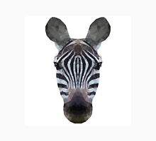 Low Poly Zebra Head Classic T-Shirt