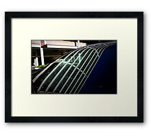 Rundle Street Carpark (2) Framed Print