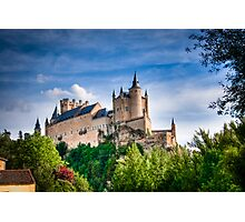 Alcazar of Segovia Photographic Print