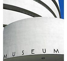 Guggenheim #5 Photographic Print