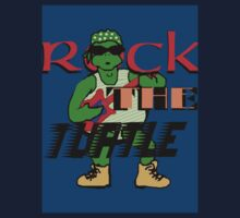 Rock the Turtle by PharrisArt