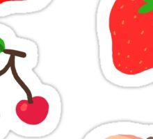 Fruit Jumble Sticker