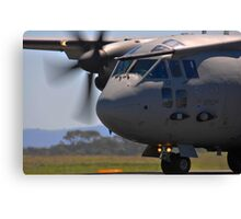 Alenia C-27J Spartan - Italian Air Force Canvas Print