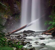 Hopetoun Falls Victoria by Melissa Dickson