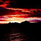 Fijian Sunset by Luke Donegan