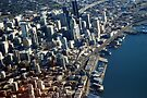 Above Seattle City Streets by Tori Snow