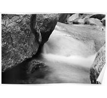 Eurobin Creek - Mt Buffalo NP Victoria Poster