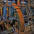 Little Cogs In A Big Wheel by TonyCrehan