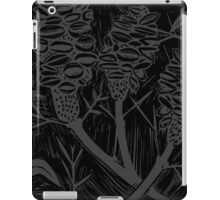 Banksia seed pods iPad Case/Skin