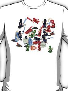 Not Enough Ninjas T-Shirt