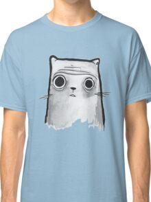 Grey Cat Classic T-Shirt