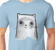 Grey Cat Unisex T-Shirt