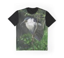 Watcher in the Reeds Graphic T-Shirt