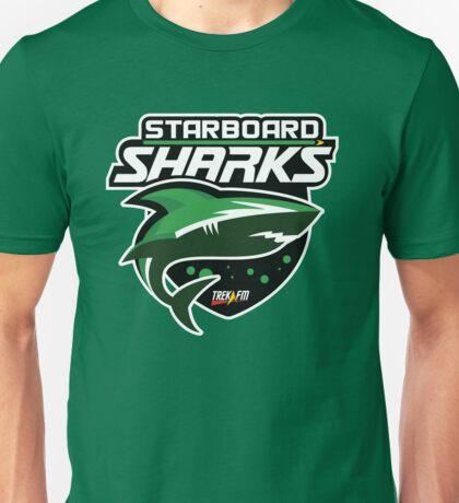 Trek.fm: Starboard Sharks T-Shirt